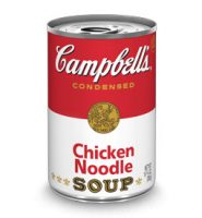 Campbell Soup Testimonial